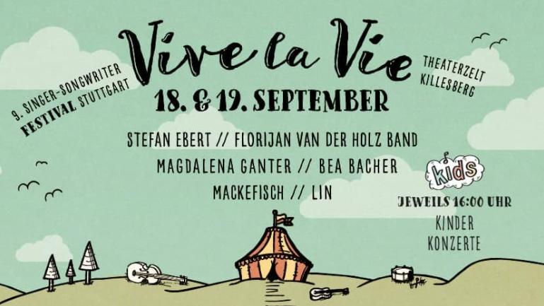 Vive La Vie - Festival, Konzert, Musik, Songwriter, Fest