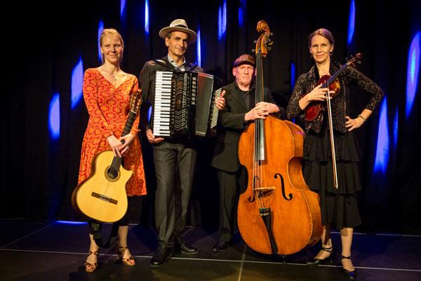 Bluesette - Tango, Live-Musik, Milonga, Stuttgart, Killesberg