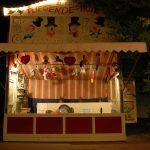 Hutwurfbude, exklusive Fahrgeschäfte, historischer Jahrmarkt, Rummel, Volksfest, Jahrmarkt, Stuttgart, Killesberg