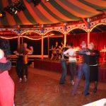 Tango, Milonga, Zelt, Stuttgart, Killesberg, Jahrmarkt, Tanz, Musik, Sommer, Party