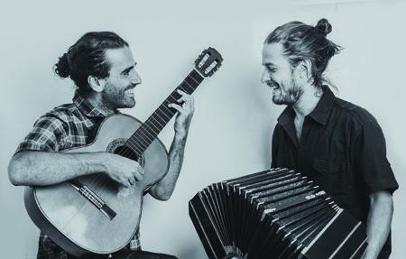 Duo Luna Tobaldi - Musik, Tango, Milonga, Stuttgart, Killesberg