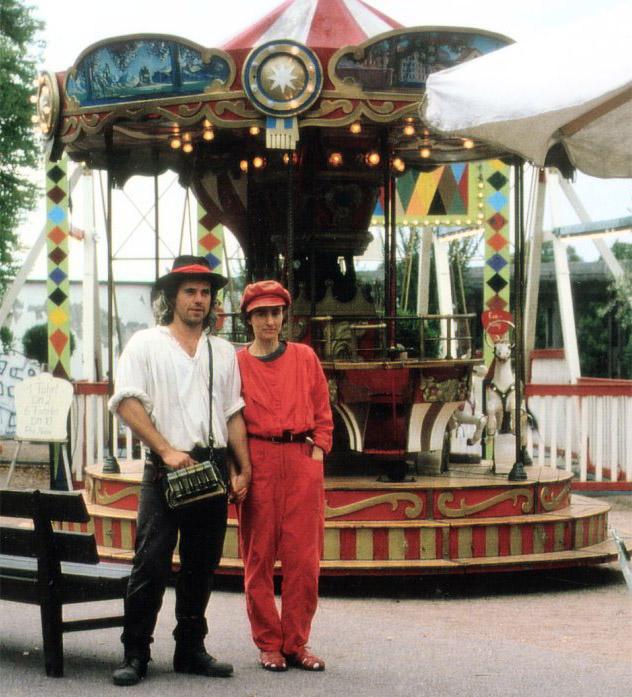 Historischer Jahrmarkt, Nostalgie-Dampfkarussell, Theater, Park, Familie, Kinder - Killesberg, Stuttgart