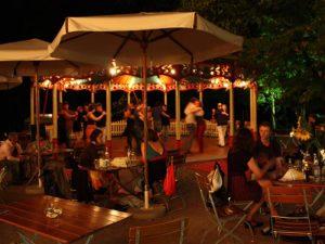 Tango, Milonga, Open-Air, Stuttgart, Killesberg, Jahrmarkt, Tanz, Musik, Sommer, Party