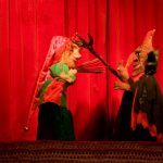 Theater, Kasper, Marionette, Puppen, Kinder, Clown, Unterhaltung