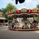 Karussell, exklusive Fahrgeschäfte, historischer Jahrmarkt, Rummel, Volksfest, Jahrmarkt, Stuttgart, Killesberg