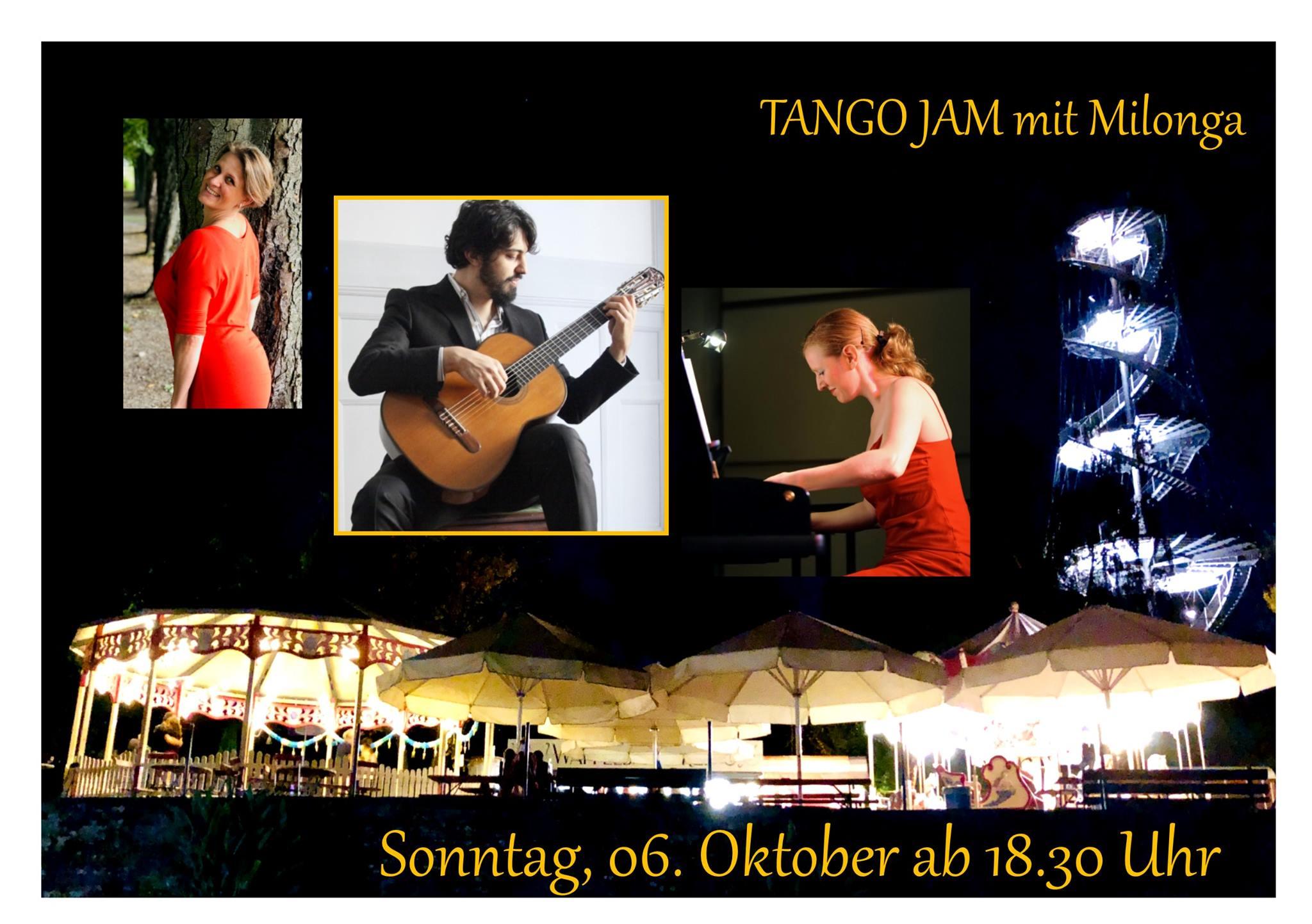 Amores Tango - Musik, Tango, Milonga, Stuttgart, Killesberg