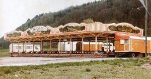 Autoscooter, exklusive Fahrgeschäfte, historischer Jahrmarkt, Rummel, Volksfest, Jahrmarkt, Stuttgart, Killesberg