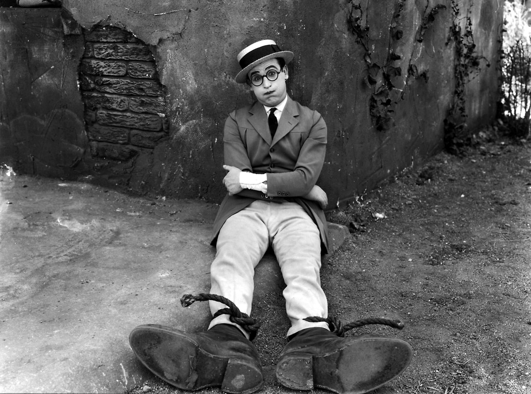 Harold Lloyd, why worry, Stummfilm, Piano, Richard Siedhoff