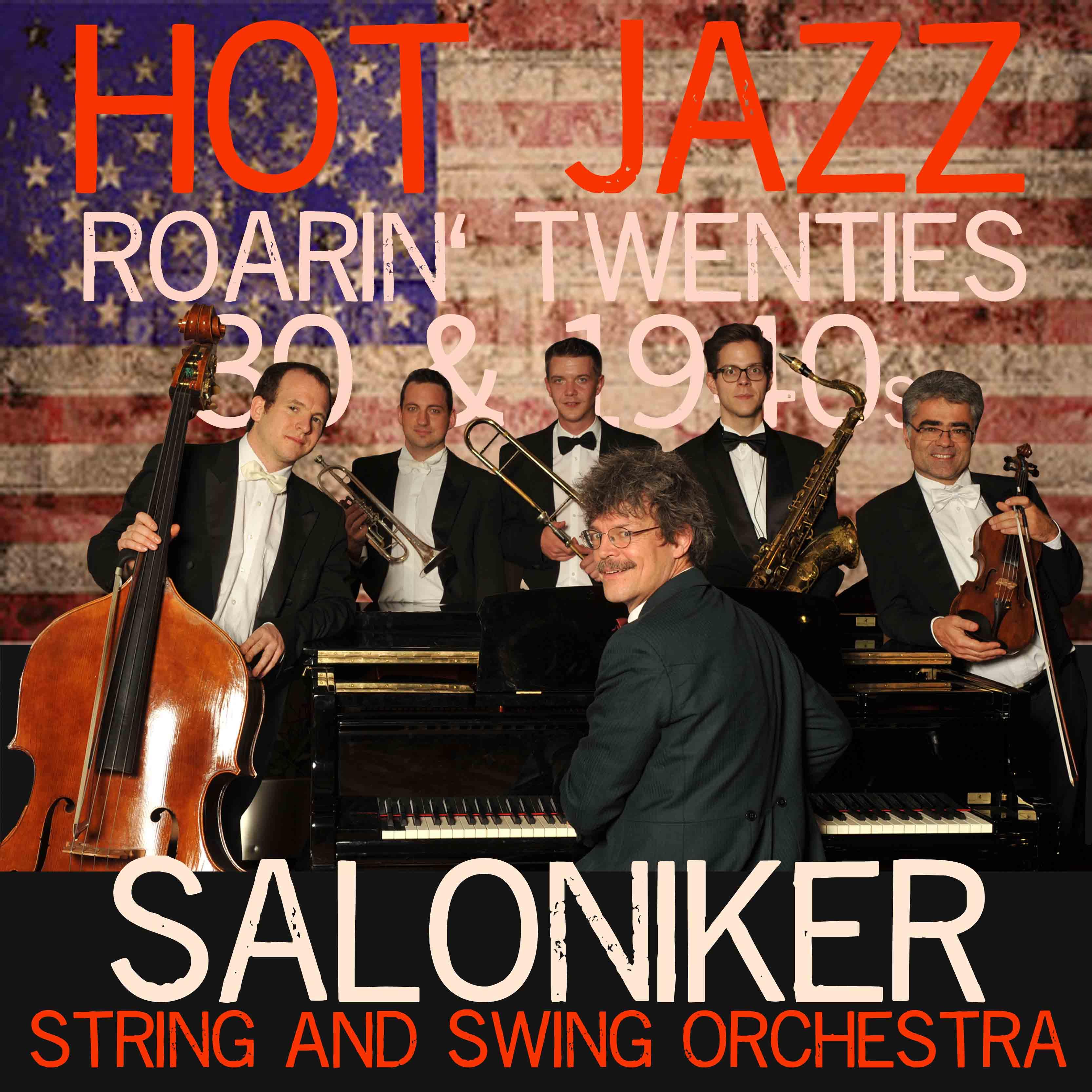 Stuttgarter Saloniker, Jazz, Konzert