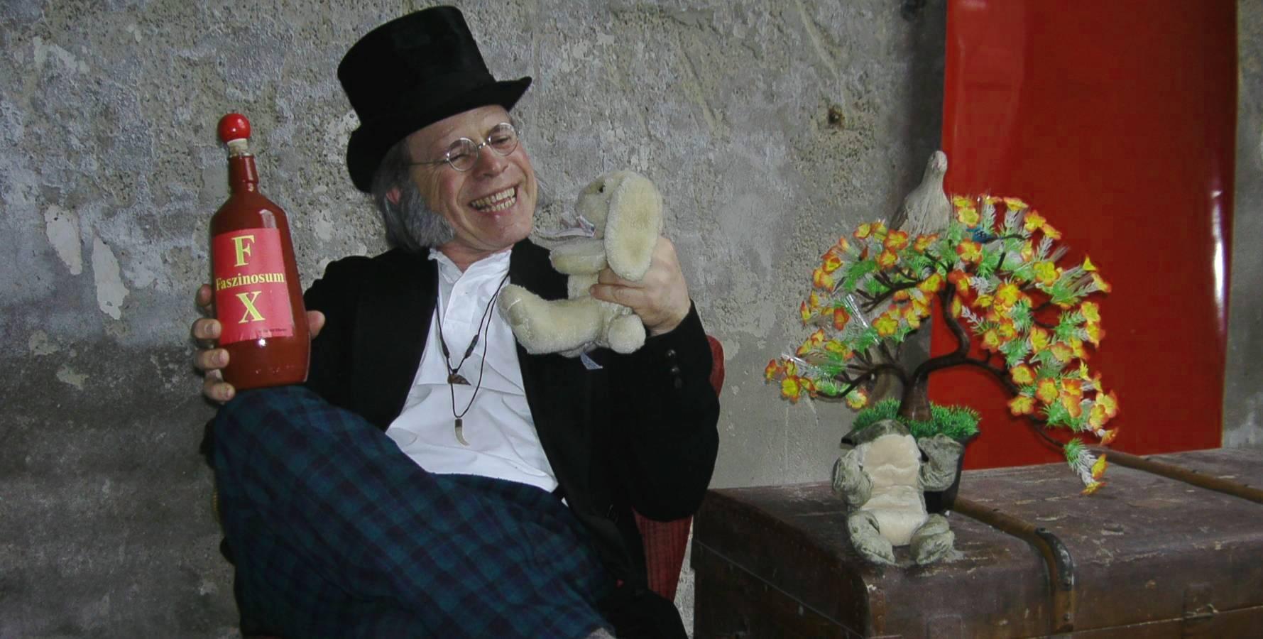 Herr Wunderle - Theater, Kinder, Magie,  Spass, Unterhaltung, Comedy