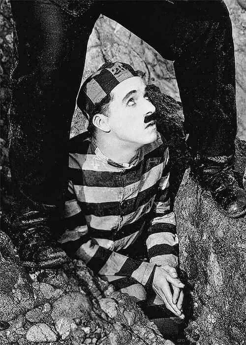 Charlie Chaplin, adventurer, Stummfilm, Piano, Richard Siedhoff