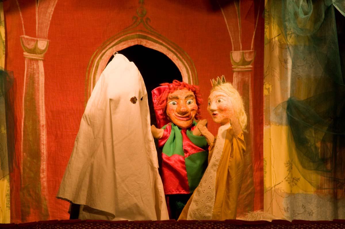 Das Schlossgespenst - Kaspertheater, Kinder, Spass, Unterhaltung, Comedy