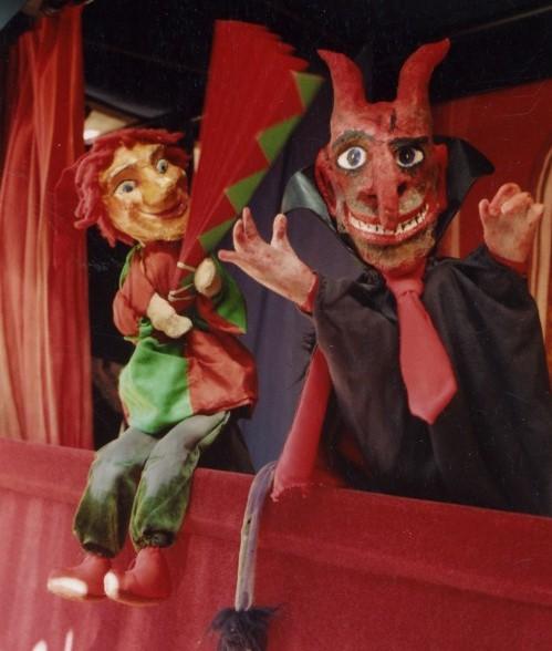 Der gestohlene Geburtstagskuchen - Kaspertheater, Kinder, Spass, Unterhaltung, Comedy
