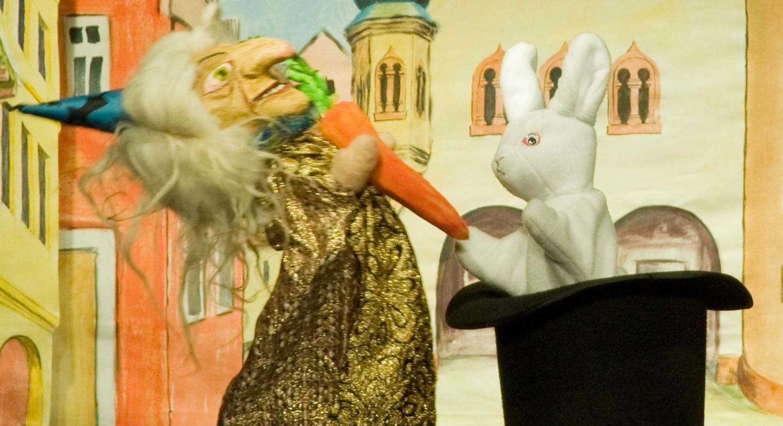 Der Zauberer Hurilaguri - Kaspertheater, Kinder, Spass, Unterhaltung, Comedy