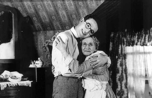 Harold Lloyd, Grandma's Boy, Stummfilm, Piano, Richard Siedhoff