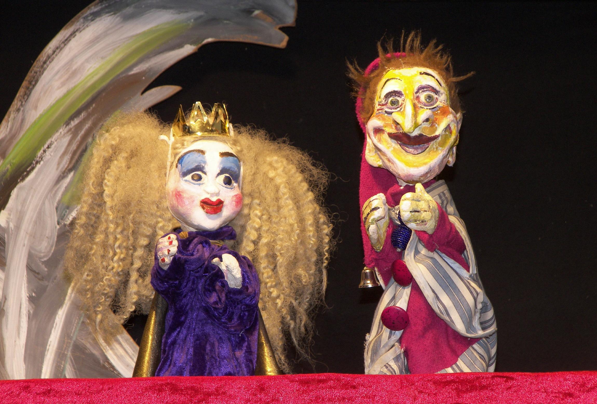 Professor Pröpstel - Prinzessin Kasperl - Kaspertheater, Kinder, Spass, Unterhaltung, Comedy